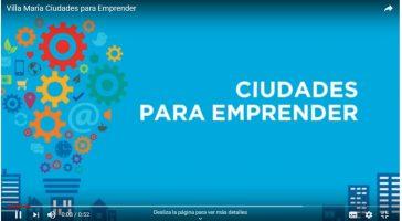 Villa María es Ciudad para Emprender