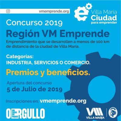 Concurso Región VM Emprende