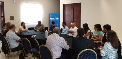 Reunión del Ecosistema Emprendedor